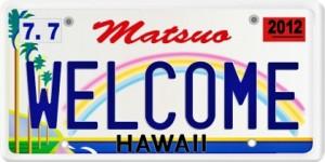 カリフォルニア&ハワイ